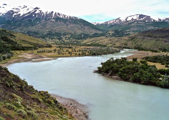 Umrundung des Torres del Paine NP