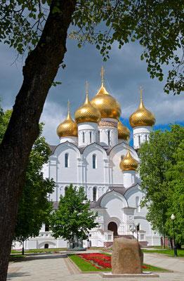 Mariä-Entschlafens-Kathedrale in Jaroslawl