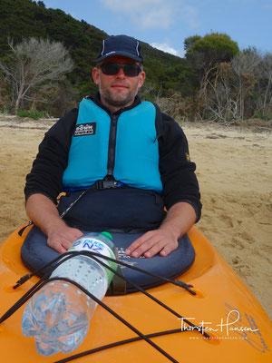 Kajak Tour im Abel Tasman NP