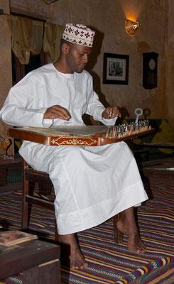 Traditionelle Musiker aus Sansibar