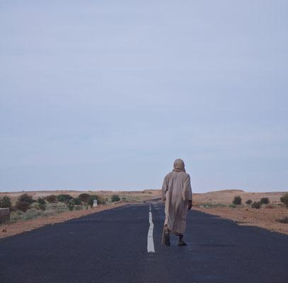 Wanderer im Nirgendwo