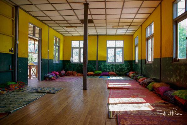 Schule auf dem Weingut von Aythaya