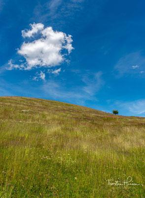 Ein Großteil der Lüsner Alm ist seit vielen Jahren Landschaftsschutzgebiet, vor allem die ausgedehnten Moorflächen mit zahlreichen seltenen Pflanzenarten genießen einen besonderen Schutz.