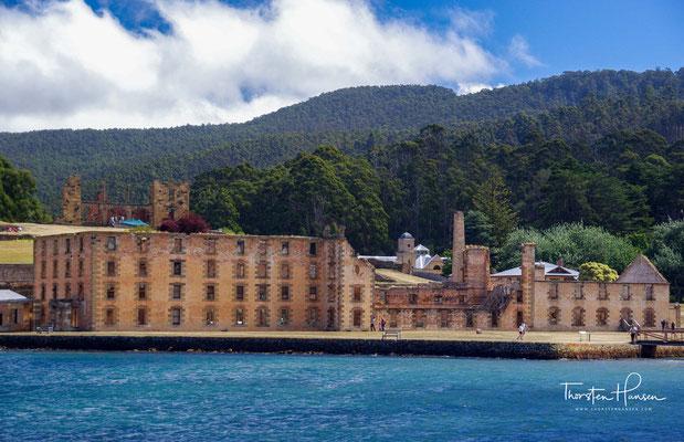 Von 1833 bis in die 1850er Jahre war es der Ort an den Großbritannien diejenigen Sträflinge mit den höchsten Strafen schickte.