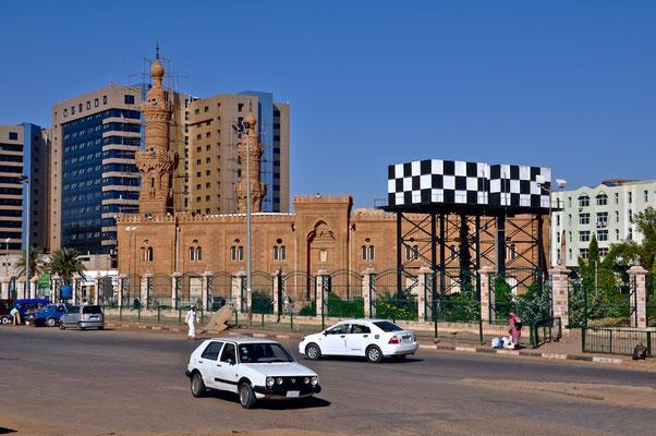Große Moschee Khartoum