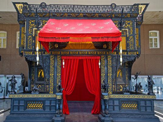 Der gusseiserne Pavillon von Kasli