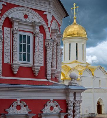 Dreifaltigkeitskathedrale in Sergijew Possad