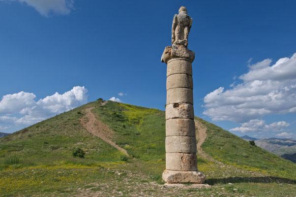 Karakuş (Kommagene) - Hierothesion für die weiblichen Mitglieder der Kommangene