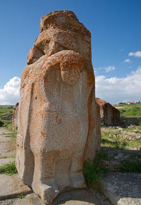 Das Sphinxtor von Alaca Hüyük