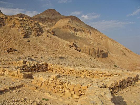 Ruinen im En Gedi