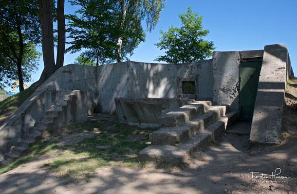 Bunkeranlagen auf der Westerplatte