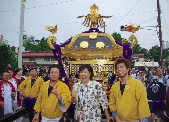 Mikoshi Heiligtum
