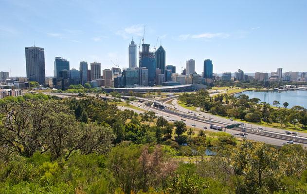 Willkommen in Perth