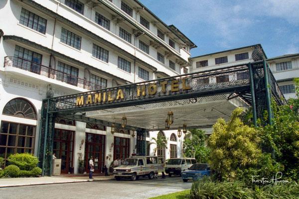 Koloniales Manila Hotel