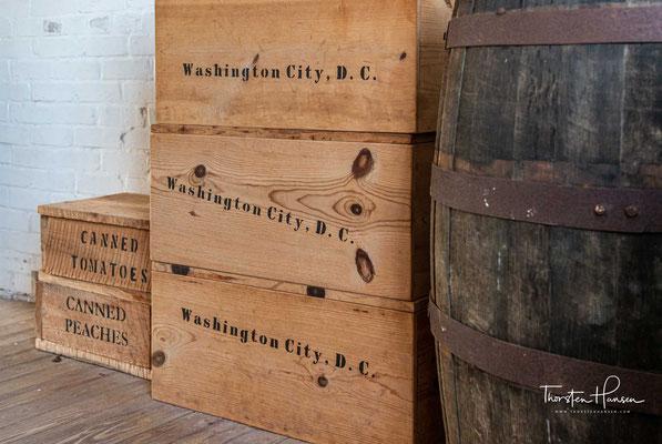 Am 20. Dezember besetzte Sherman Stadt und Fort. In den darauffolgenden 40 Jahren wurde das Fort nur wenig genutzt, bis es 1905 außer Dienst gestellt wurde.