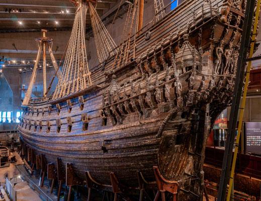 Schweden wollte als aufsteigende Seegroßmacht vor allem den Import von Hanf aus dem Baltikum zur Herstellung von Tauwerk für neue Schiffe sicherstellen.