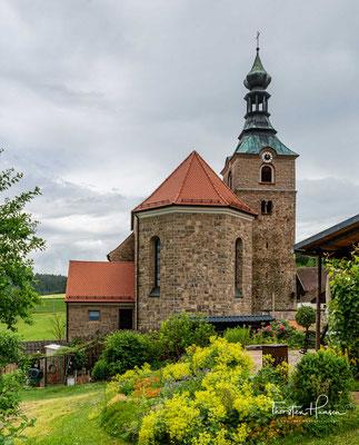 Kirche St. Jakob in Döllnitz