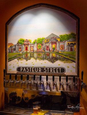 Wunderbares Craft Beer mit toller Aussicht
