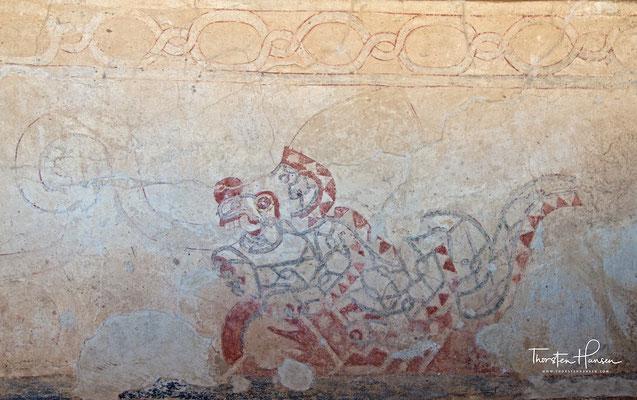Der Sprung des Jaguars in Teotihuacán