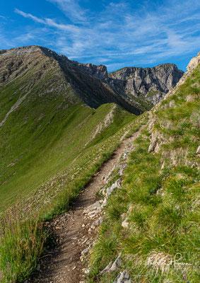 Er beinhaltet sämtliche für die Dolomiten typischen Gesteinsarten, Ablagerungsschichten und Verwitterungsformen.