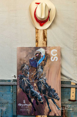 """Sie gilt als die größte Rodeoshow der Welt und wird auch als """"The Greatest Outdoor Show on Earth"""" bezeichnet."""