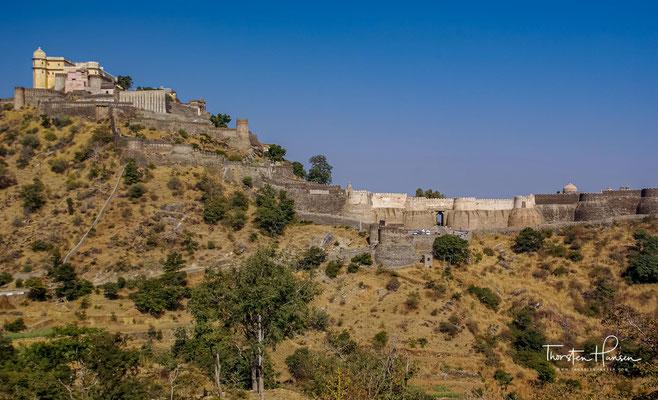 Das Chittorgarh Fort: Wahrzeichen des Rajputen-Widerstandes gegen den Islam