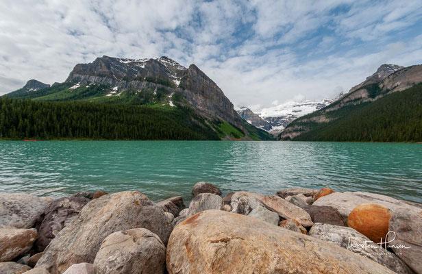 Lake Louise ist nach Prinzessin Louise Caroline Alberta, einer Tochter von Königin Victoria, benannt.
