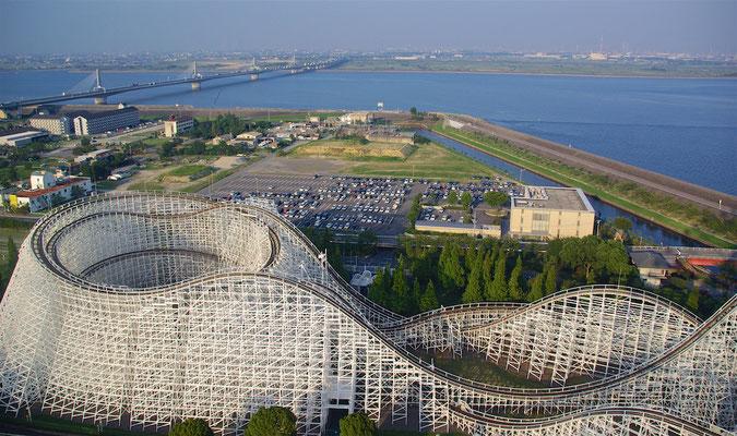 White Cyclon Nagashima Spaland