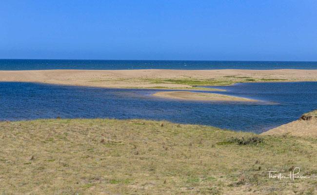 Dünen und Lagunen prägen das Landschaftsbild zwischen Punta del Este und José Ignacio