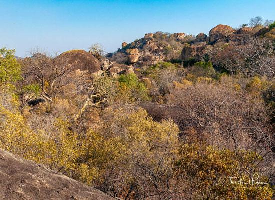 Noch gibt es in den Bergen Orte mit besonderer kultischer Bedeutung, etwa Njelei und Dulu. In dem Gebirgszug liegt das Grab des Gründers des Matabele-Königreichs, Mzilikazi.