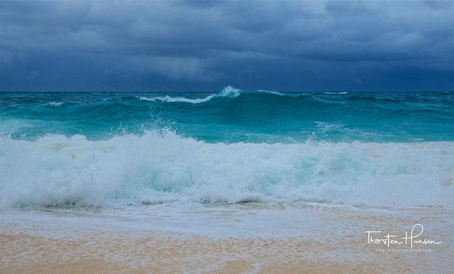 Paradies Beach in Nassau