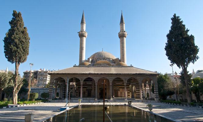 Tekkiye Sulaimaniya in Damaskus