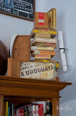 Weinprobe in Montevideo