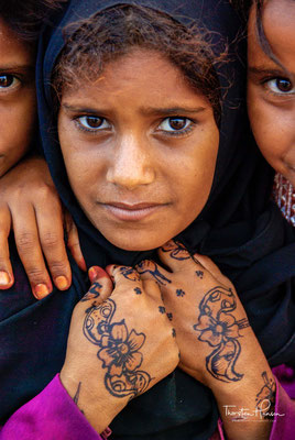 Mädchen von Sokotra
