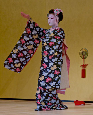 Kyomai - Maiko Tanz im Kyoto Stil