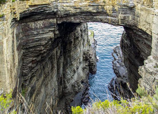Tasman's Arch am Eagle Hawk Neck