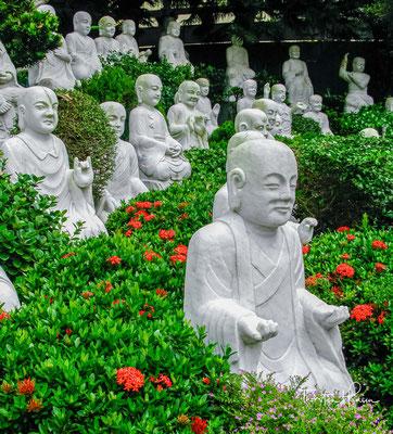 Er unterstützt die Beibehaltung und Einrichtung öffentlicher Universitäten, buddhistischer Hochschulen, Bibliotheken, Verlage, Übersetzungsbüros, buddhistischer Kunstgalerien,