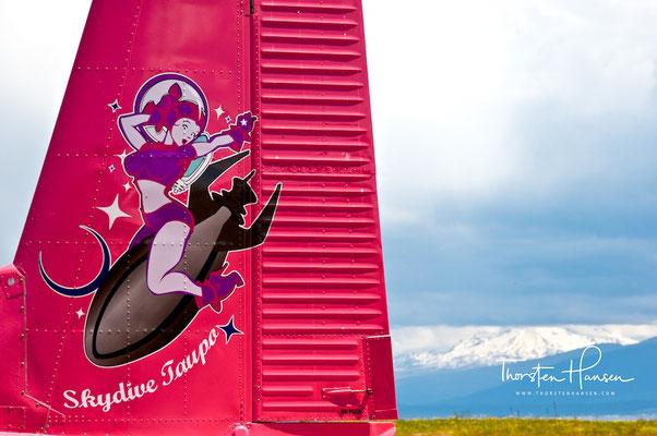 Fallschirmsprung Lake Taupo