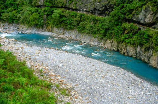 Der einzigartige Taroko-Nationalpark im Osten Taiwans - Ein Wunder der Natur