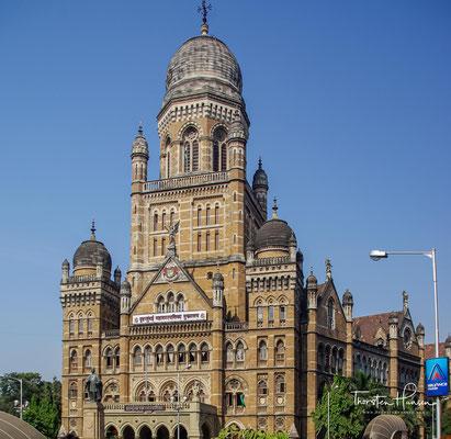 Es handelte sich damals um die ersten Gebäude im Art-déco-Stil in Indien. Als Baumaterial wurde Stahlbeton verwendet, der zum Teil mit traditionellen Baumaterialien, wie Ziegelsteinen und Pflastersteinen kombiniert wurde.