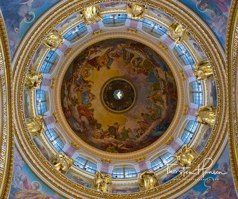 Isaak´s Kathedrale in St. Petersburg