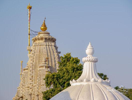 Der Jagdish-Tempel inmitten der Altstadt von Udaipur ist einer der größten und meistbesuchten Hindutempel (mandir) Rajasthans und ganz Nordindiens.
