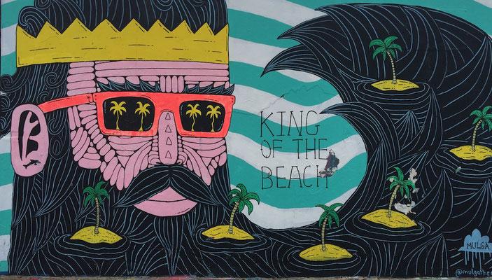 Kunst am Bondi Beach