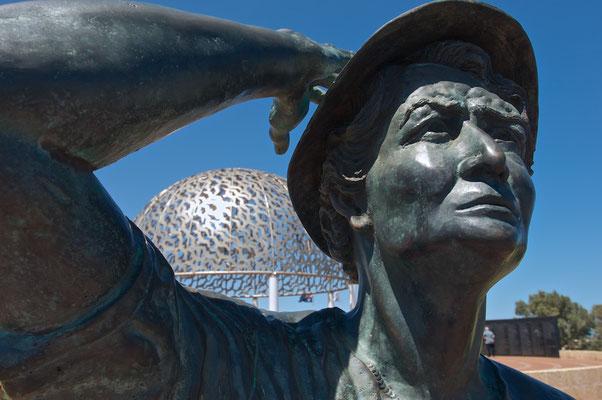 HMAS Sydney Denkmal in Geraldton