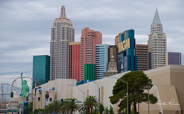 New York, New York - Just the famous Las Vegas