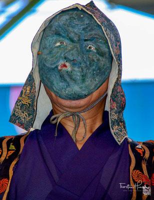 Die Bewohner des Dorfes unterhielten Riten, die göttliche Wesen verehrten, die das Dorf angeblich beschützten.