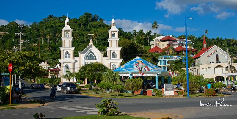 Katholische Kirche in Samaná