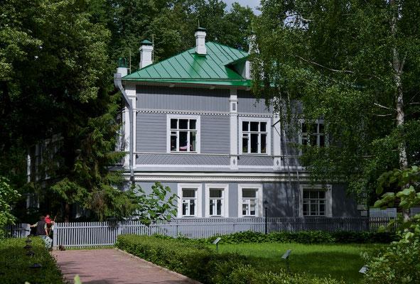 Tschaikowski-Haus in Klin