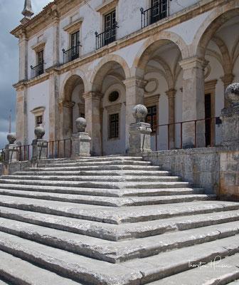 Das ehemalige Zisterzienserkloster der Heiligen Maria von Alcobaça