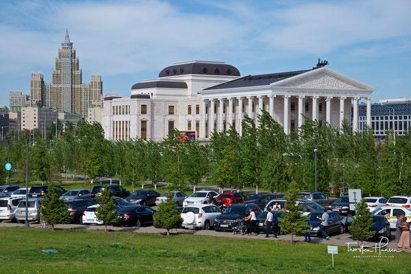 Klassisches Theater für Oper und Ballet Astana